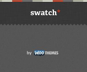 Тема для WordPress - Swatch
