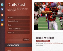 Подборка тем для WordPress (15 бесплатных тем 2011-2012 года)