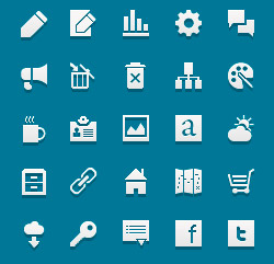 60 icons for web