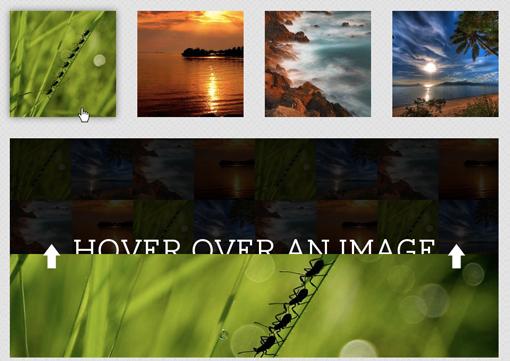 CSS3 Слайдер Изображений