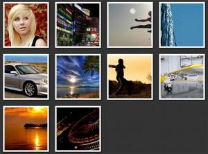 10 эффектов для изображений на сайте
