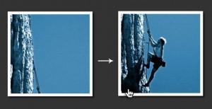 Вертикальное смещение изображения