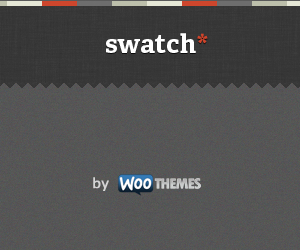 Тема для WordPress - Swatch