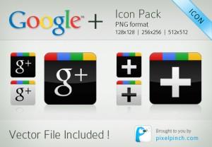 Иконки Google+ скачать