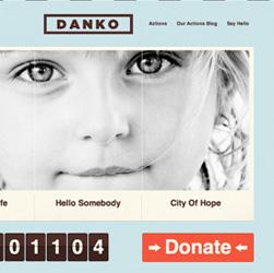 Скачать тему для WordPress - Danko