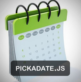jQuery DatePicker плагин - Pickadate