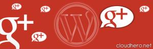 Плагин Google+ Comments for WordPress